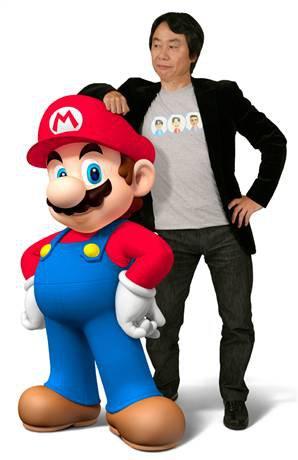 Shigeru Miyamoto explica algunas de las curiosidades de Mario