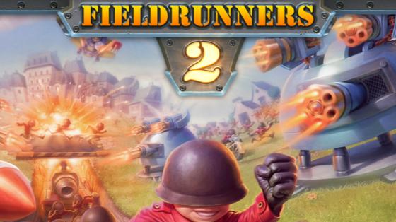 Fieldrunners 2 para iOS en Junio