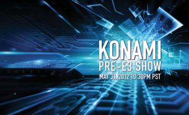 Konami anuncia el PRE-E3 2012