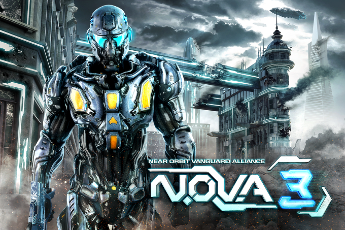 N.O.V.A. 3 ya disponible para iOS