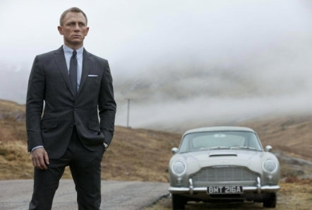 Skyfall, la nueva cinta de James Bond estrena trailer