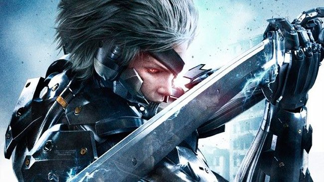 Metal Gear Rising: Revengeance se estrenará para PC