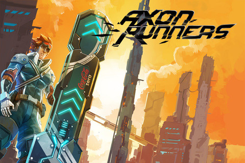 Se estrena Axon Runners para moviles