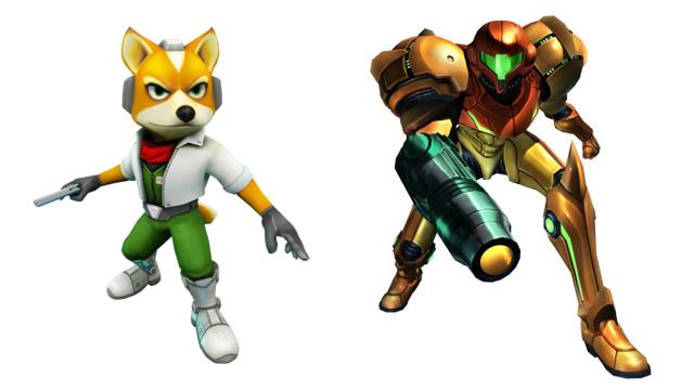 ¿Metroid y Star Fox en un mismo juego? Nintendo dice sí