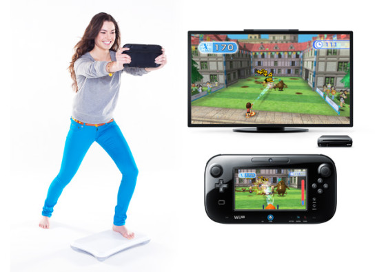El ejercicio y la diversión llegan a Wii U