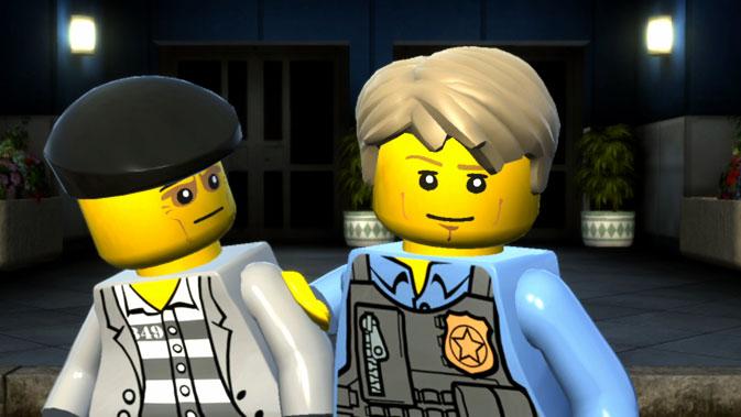 LEGO® City: Undercover, ¡La persecución comienza!