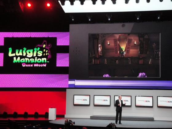 Aventuras fantasmales aguardan en Luigi's Mansion: Dark Moon