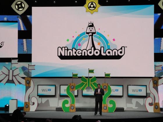 Wii U presenta atracciones totalmente nuevas en Nintendo Land