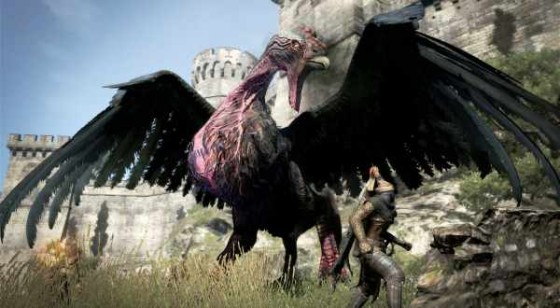 Capcom revela secuela de Dragon's Dogma