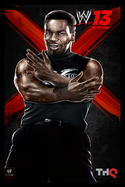 """Mike Tyson """"IRON""""  regresará al ring en WWE '13"""