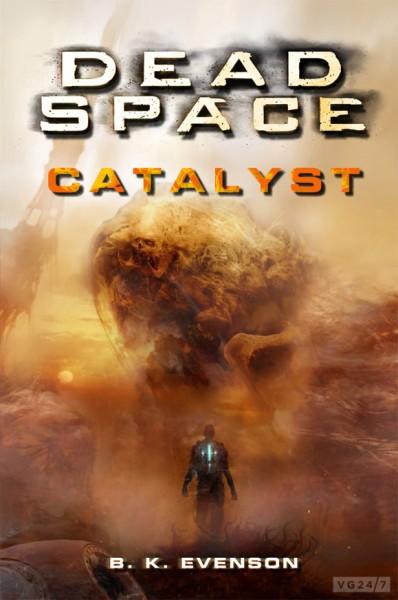 Dead Space: Catalyst, la segunda novela de la saga se estrenará en octubre