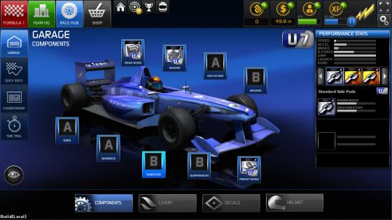 Comienza la beta abierta de F1 Online: The Game ¡conviértete ya en piloto y en el jefe de tu equipo!