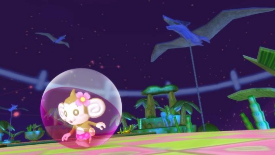 Nuevo trailer de Super Monkey Ball: Banana Splitz para PlayStation Vita
