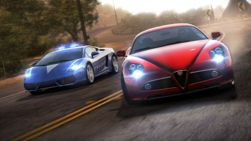 Criterion revela el soporte Kinect de Need for Speed: Most Wanted