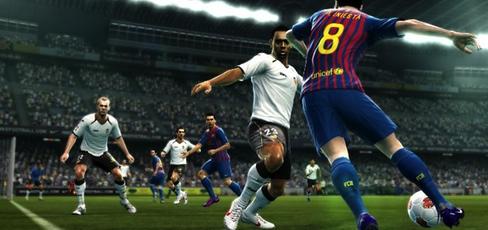 Nuevo video de gameplay de Pro Evolution Soccer 13