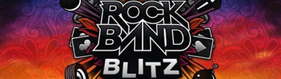 RockBand Blitz se estrenará en agosto en PSN y Xbox Live