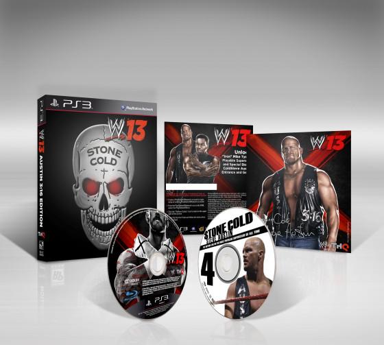 TQH anuncia edición especial de WWE 13