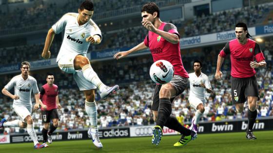 Konami anuncia demo de Pro Evolution Soccer 13