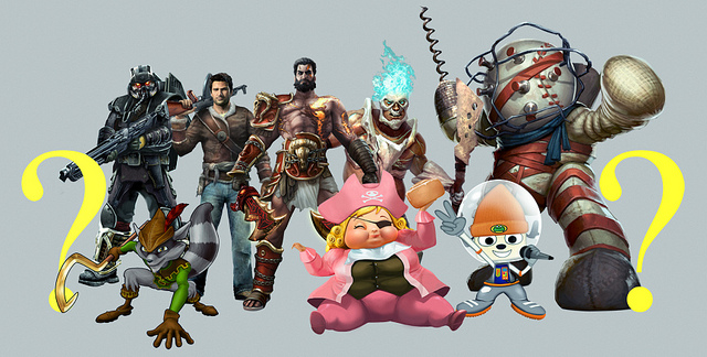 Sony revela fecha de estreno y bonus para PlayStation All-Stars Battle Royale