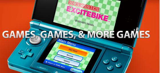 Estrenos de la semana en la Nintendo eShop