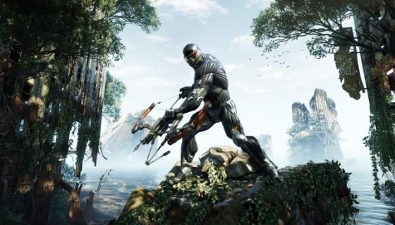Crysis 3 podría estrenarse en Wii U