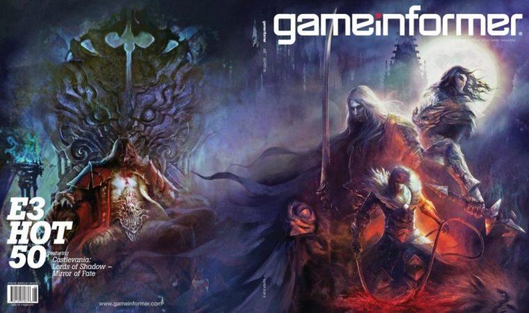 Konami revela al cuarto personaje en Castlevania Lords of Shadow: Mirror of Fate