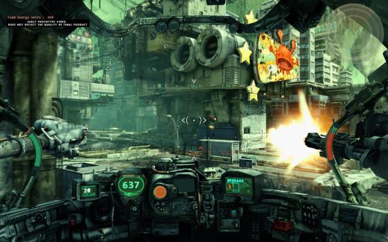 Warner producirá serie web basada en el shooter Hawken