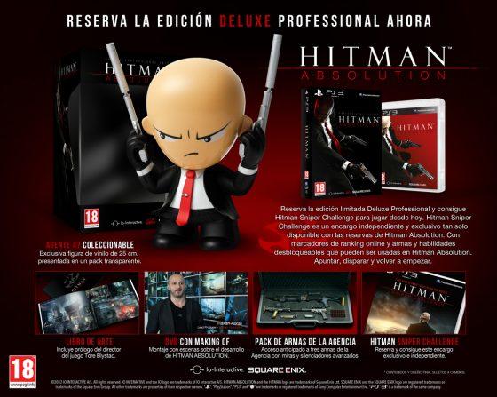Square Enix presenta la edición especial de Hitman: Absolution