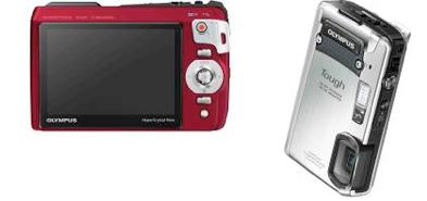 Nueva cámara digital TG-820 iHS de Olympus