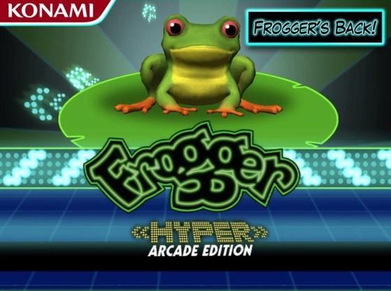 Frogger: Hyper Arcade Edition ya tiene fecha de estreno