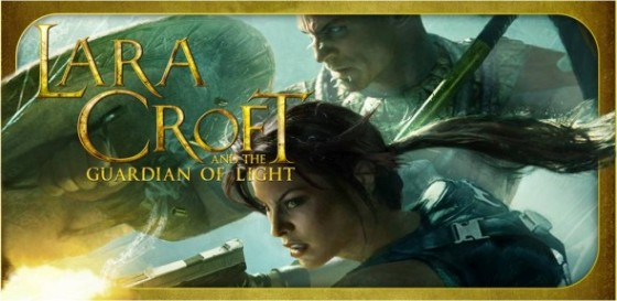 Lara Croft and the Guardian of Light llega a los Xperia