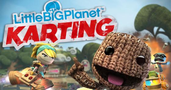 Beta de LitlleBigPlanet Karting empieza el próximo 10 de julio