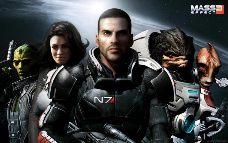 BioWare resuelve algunas cuestiones sobre Mass Effect Trilogy