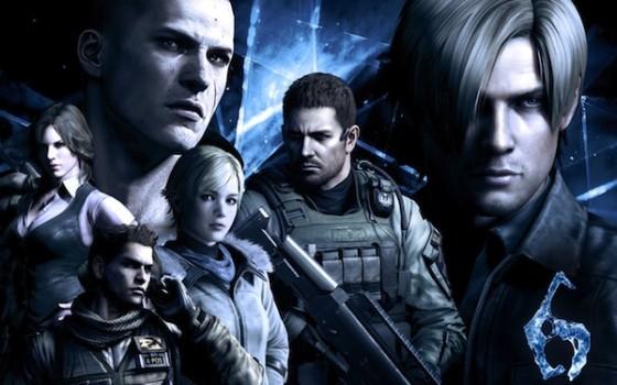 Resident Evil 6 ya tiene fecha de estreno para PC