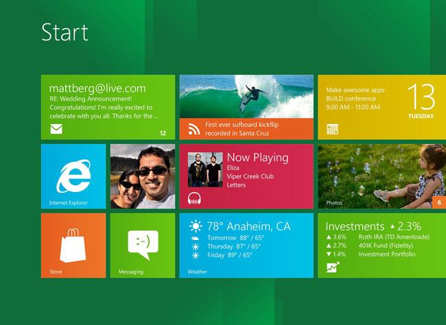 Microsoft anuncia la fecha de lanzamiento para Windows 8