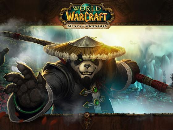 Nuevo trailer de World of Warcraft: Mists of Pandaria