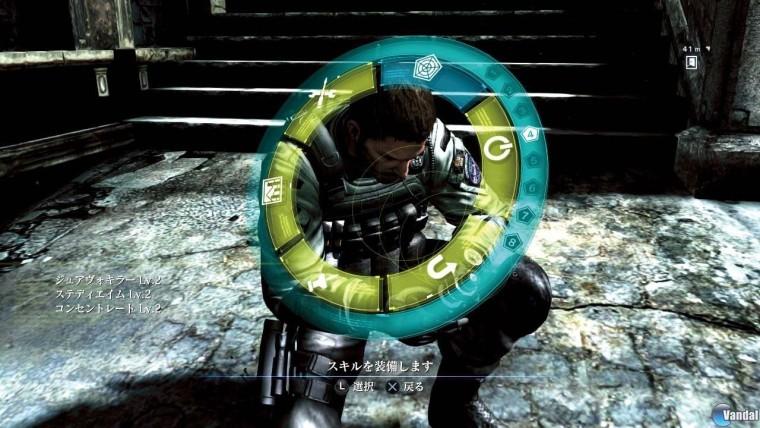 Capcom presentó el sistema de habilidades de Resident Evil 6 y la vista en pantalla dividida