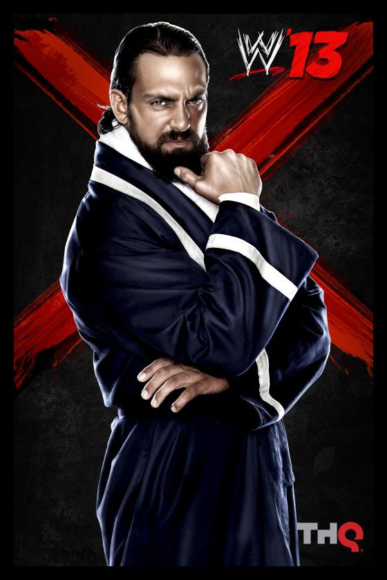 Conoce a los luchadores que integrarán WWE'13