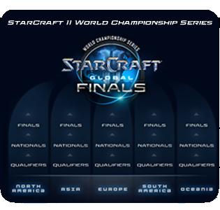 Mira aquí en vivo la competencia de Starcraft II WCS México