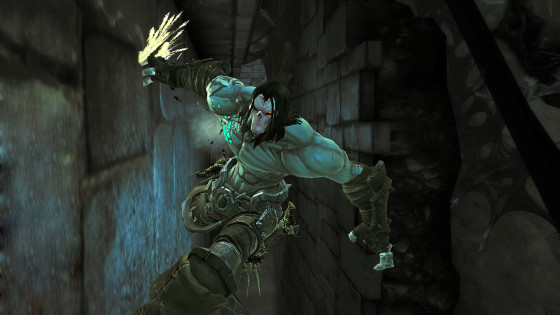 Darksiders II tendrá un modo 'Arena' de superviviencia