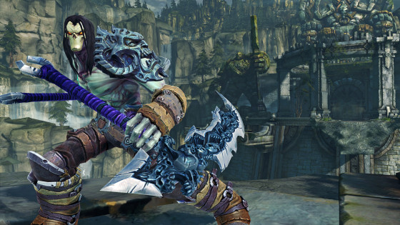 Darksiders II tendrá modo Nightmare