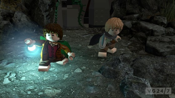Conoce LEGO Lord of the Rings en su nuevo trailer
