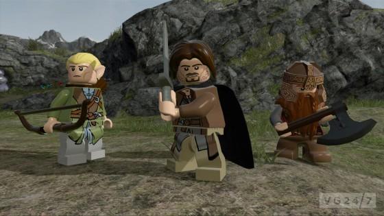 Nuevo diario de desarrollo de LEGO Lord of the Rings