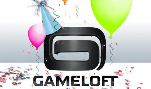Gameloft presenta récord de ventas