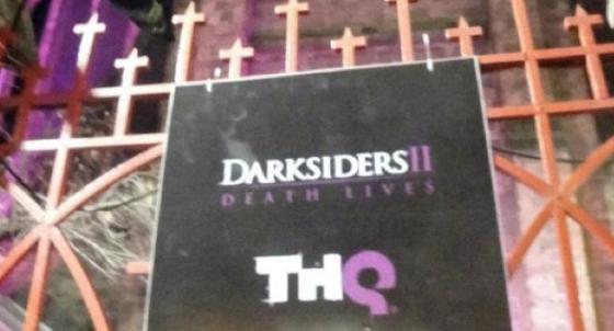 Darksiders II se presenta en México con una fiesta muy exclusiva