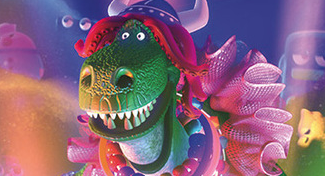 Disney presenta nuevo Toy Story Toon antes del estreno de Buscando a Nemo 3D