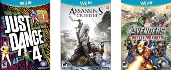 Rumor: Tiendas online muestran como podrían ser las portadas de juegos de Wii U