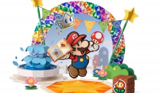 Paper Mario: Sticker Star ya tiene fecha de estreno