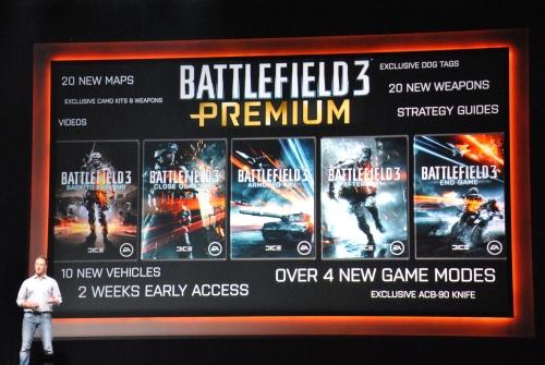 Se lanza la edición premium de Battlefield 3