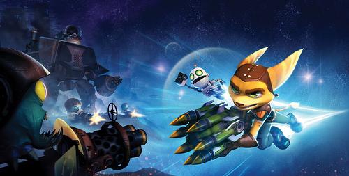 Sony revela nuevos detalles de Ratchet & Clank: Q-Force